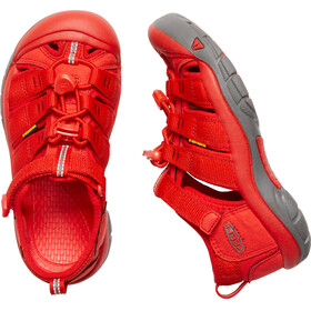 Keen Newport H2 Sandals Youth Firey Red